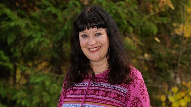 Karin Perers, ordförande Mellanskog