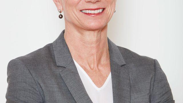 Liza Nyberg, VD Landshypotek