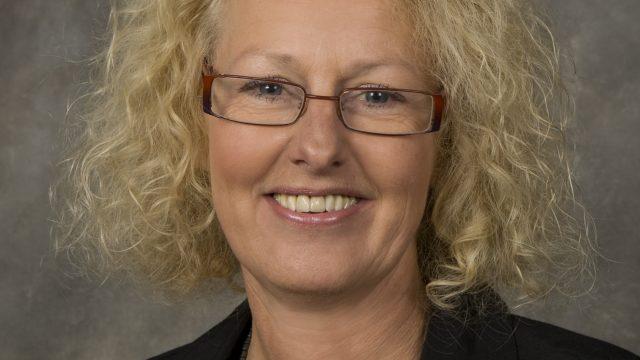 Anna-Greta Lundh, VD Länsförsäkringar Sörmland