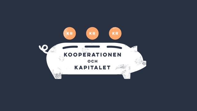 Kooperationen och kapitalet