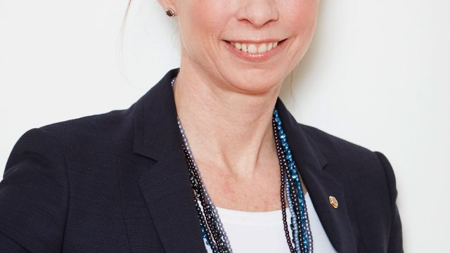 Pernilla Bonde, VD HSB