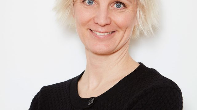 Petra Pilawa, verksamhetschef Svensk Kooperation