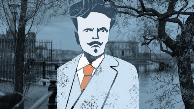 Strindberg, en kooperatör