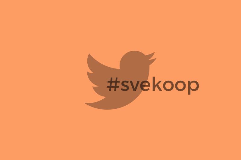 Svensk Kooperation, Twitter