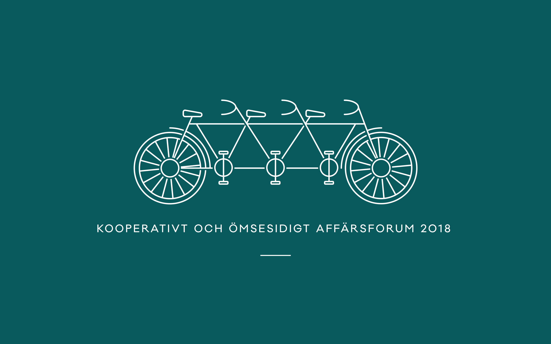 Kooperativt och Ömsesidigt Affärsforum, 2018