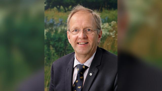 Thomas Magnusson, ordförande för COGECA