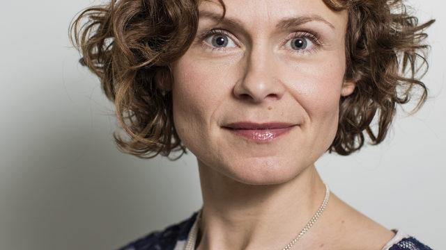 Camilla Lundberg Ney, verksamhetschef, Svensk Kooperation